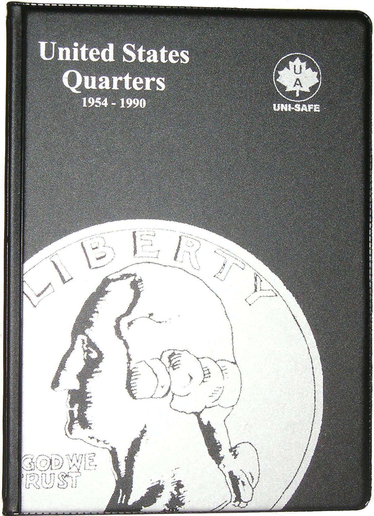 Uni-Safe Coin Folders