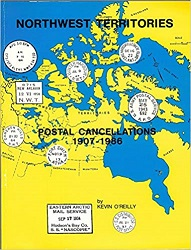 Northwest Territories Postal Cancellations 1907 - 1986